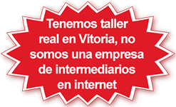 Taller real en Vitoria